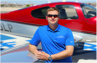 Thomas Dowell, All In Aviation Cirrus Flight Instructor