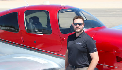 Jeremy Capurro, All In Aviation Director of Flight Operations